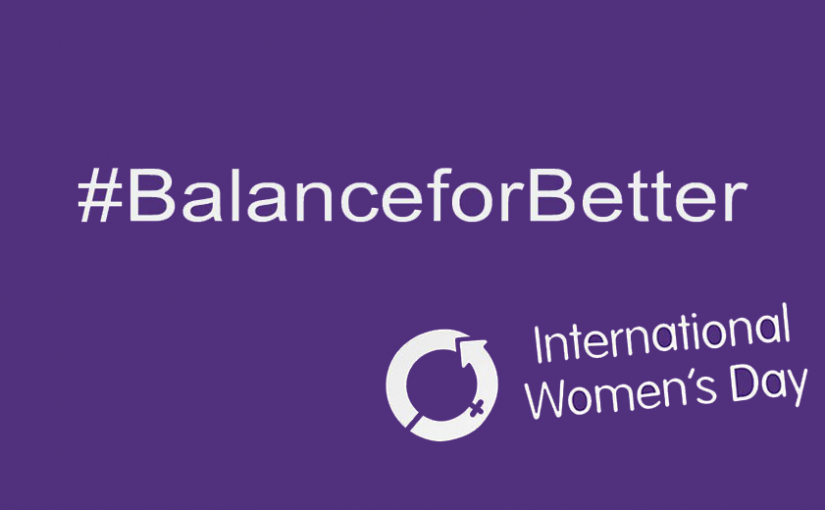 Balancing for better in business. Inspiring sayings from the International Women's Day