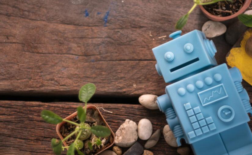 Kofola hired a cloud robot to do a robotic job